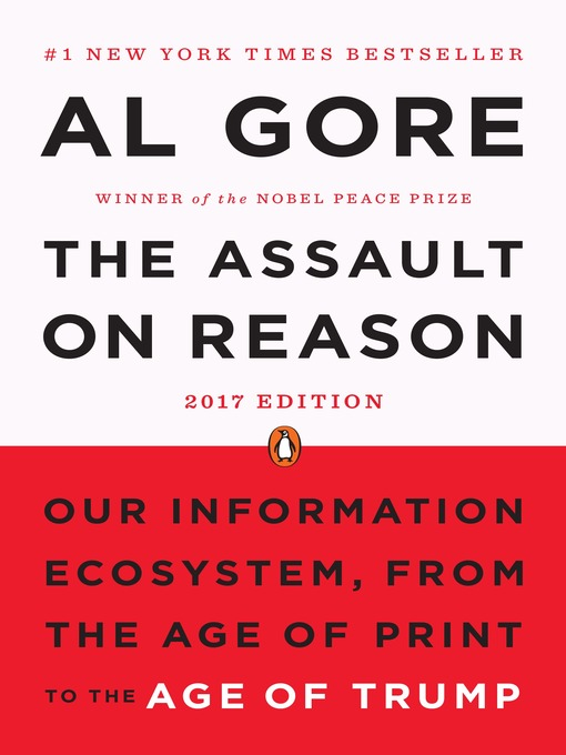 Title details for The Assault on Reason by Al Gore - Wait list