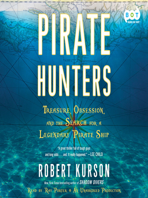 Cover of Pirate Hunters