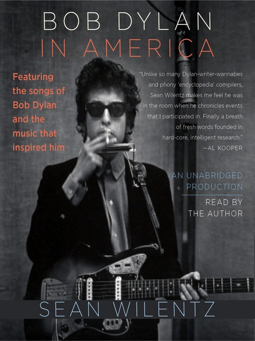 Cover of Bob Dylan in America