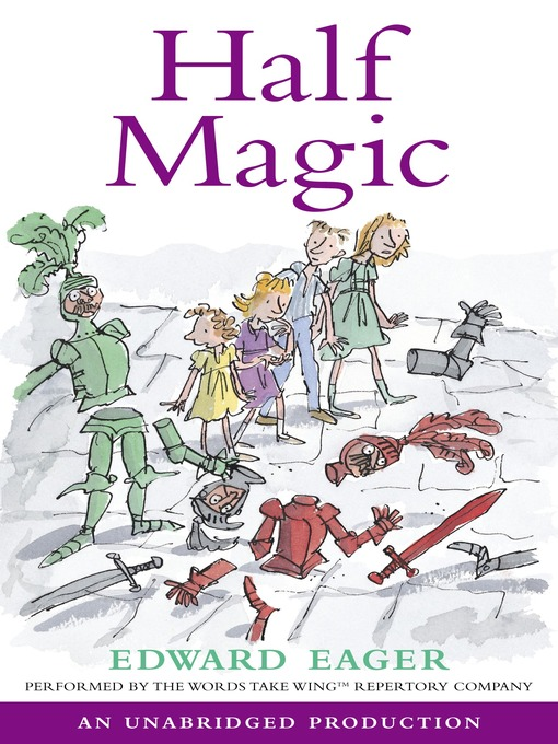 Title details for Half Magic by Edward Eager - Wait list