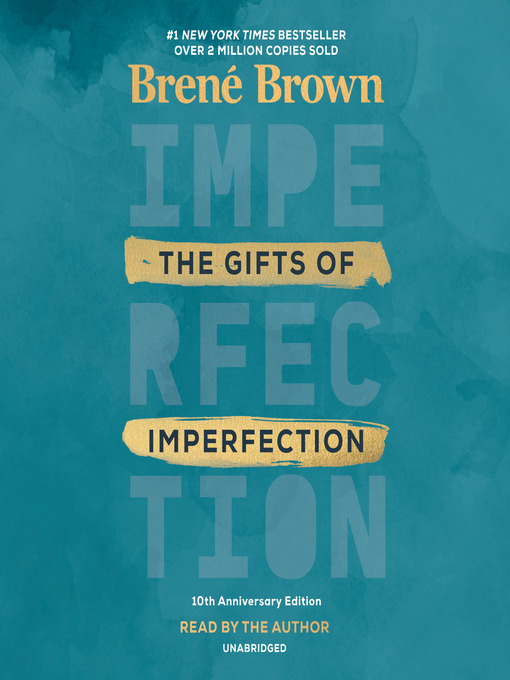 Title details for The Gifts of Imperfection by Brené Brown - Wait list