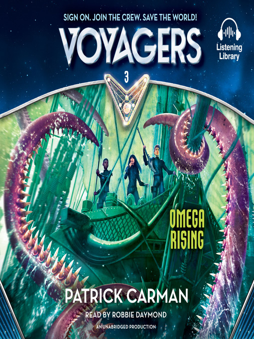 Title details for Omega Rising by Patrick Carman - Wait list