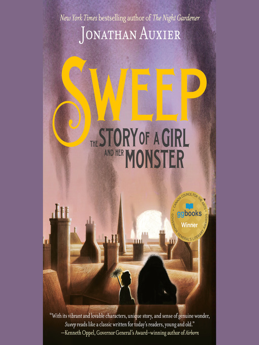 Title details for Sweep by Jonathan Auxier - Wait list