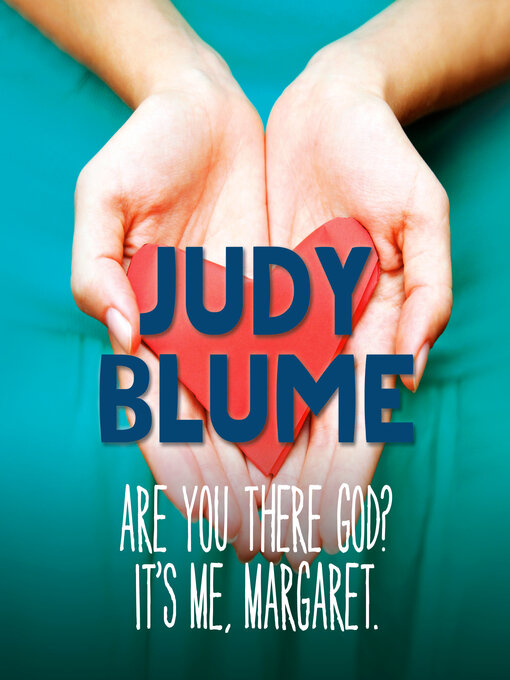 Title details for Are You There God? It's Me, Margaret by Judy Blume - Available