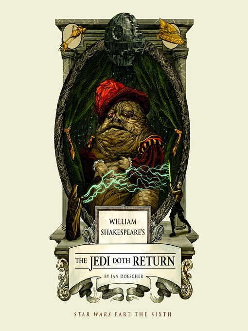 Cover of William Shakespeare's The Jedi Doth Return
