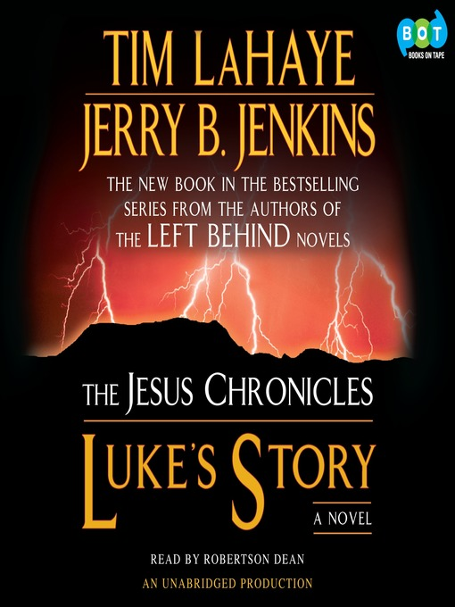 Title details for Luke's Story by Tim LaHaye - Available