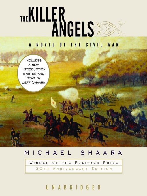 Title details for The Killer Angels by Michael Shaara - Wait list