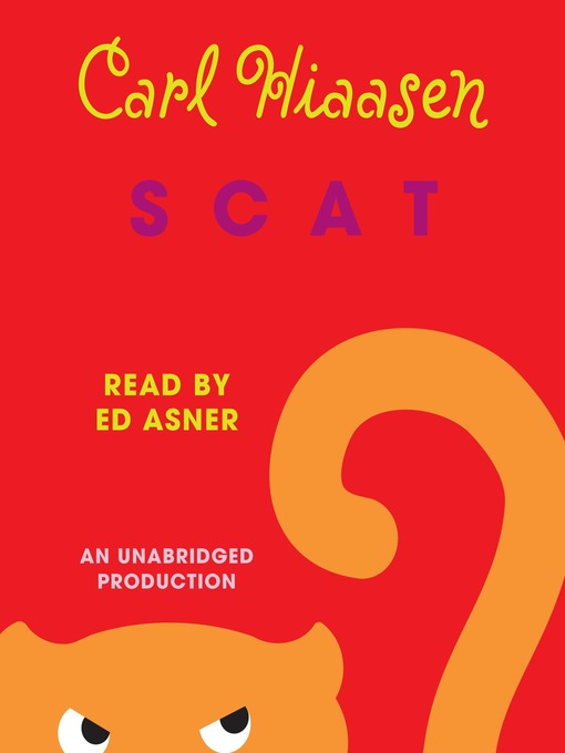Title details for Scat by Carl Hiaasen - Available