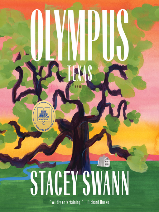 Title details for Olympus, Texas by Stacey Swann - Available