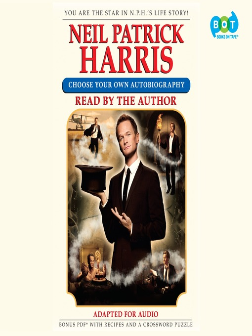 Title details for Neil Patrick Harris by Neil Patrick Harris - Available