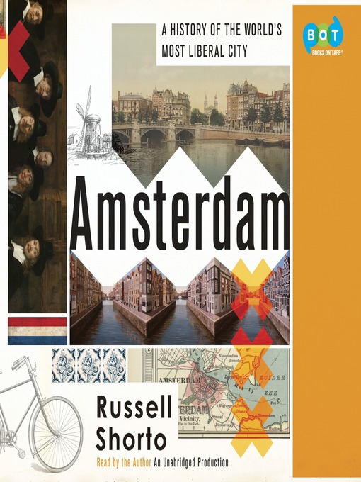 Title details for Amsterdam by Russell Shorto - Wait list