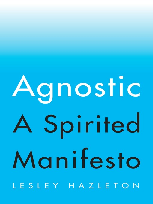 Cover of Agnostic