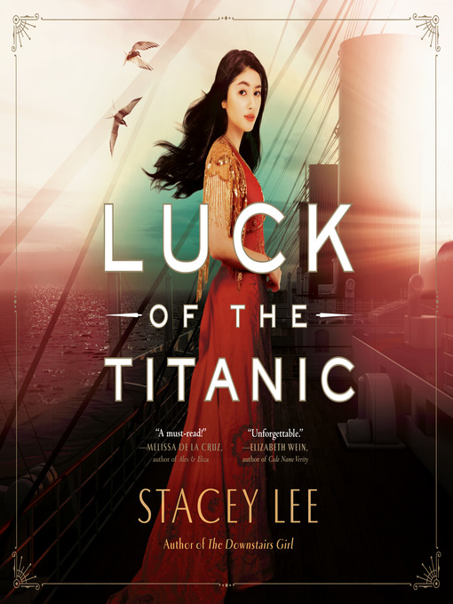 Title details for Luck of the Titanic by Stacey Lee - Wait list