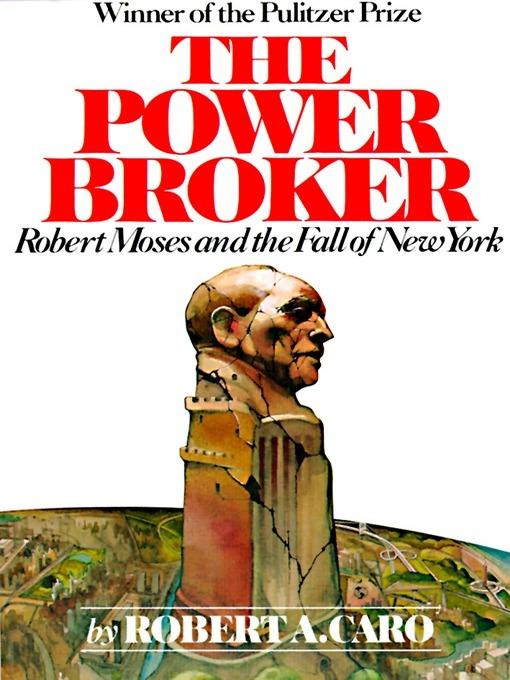 The Power Broker, Volume 1 of 3