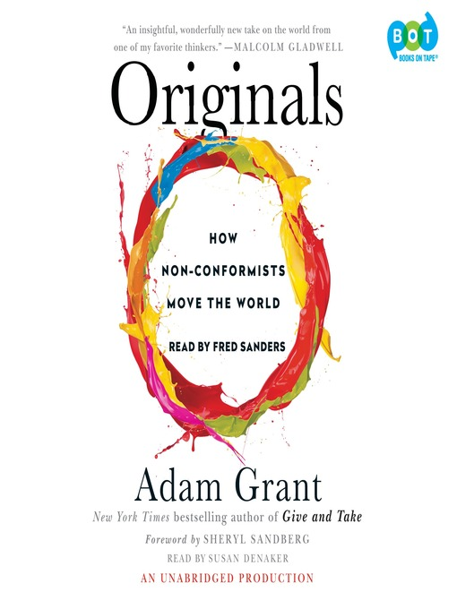 Cover of Originals