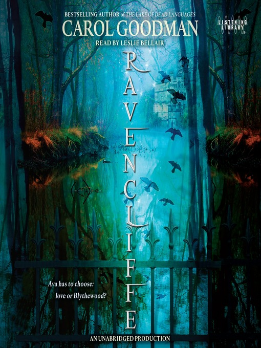 Title details for Ravencliffe by Carol Goodman - Available