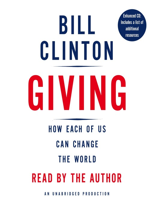 Title details for Giving by Bill Clinton - Available