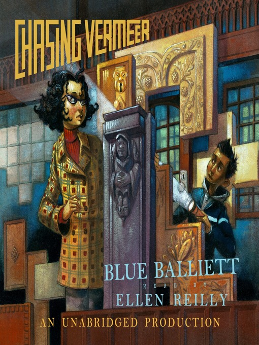 Cover of Chasing Vermeer