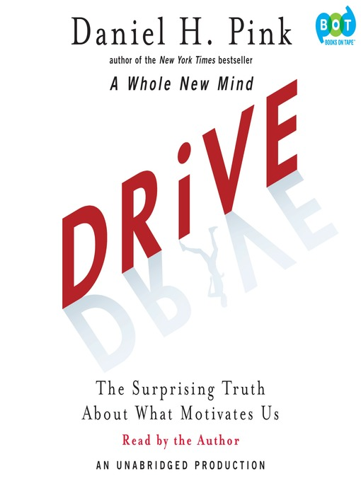 Title details for Drive by Daniel H. Pink - Available