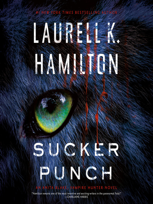 Title details for Sucker Punch by Laurell K. Hamilton - Wait list