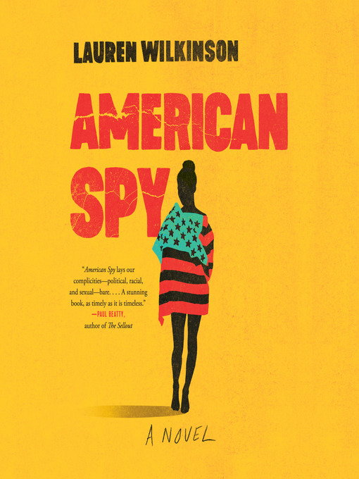Title details for American Spy by Lauren Wilkinson - Wait list