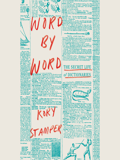 Title details for Word by Word by Kory Stamper - Available