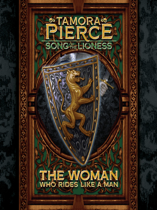 Title details for The Woman Who Rides Like a Man by Tamora Pierce - Available