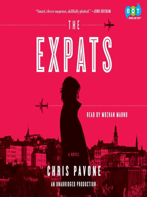 Title details for The Expats by Chris Pavone - Wait list