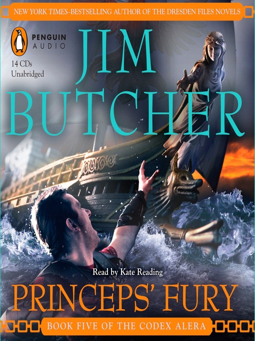 Title details for Princeps' Fury by Jim Butcher - Available