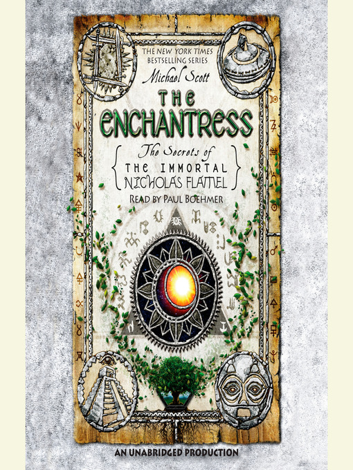 Title details for The Enchantress by Michael Scott - Wait list