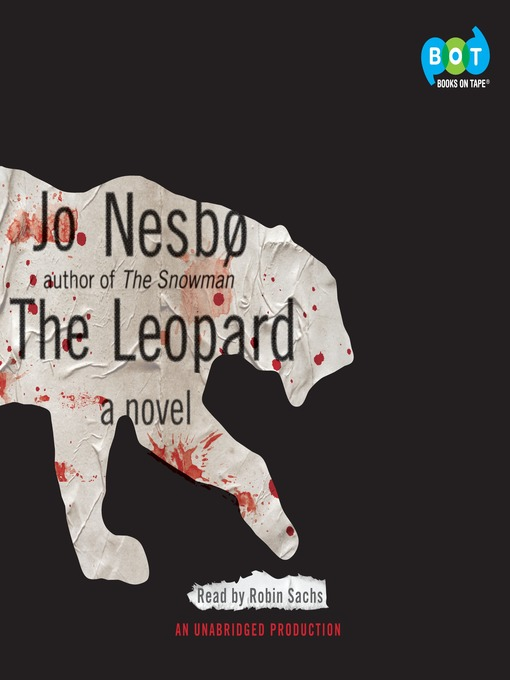 Title details for The Leopard by Jo Nesbo - Wait list