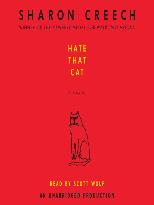 Title details for Hate That Cat by Sharon Creech - Available