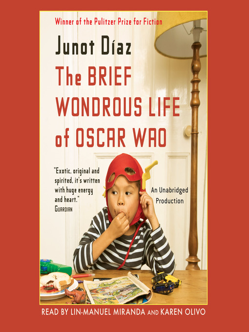 a critique of the brief wondrous life of oscar wao a novel by junot diaz Despite the number of copies of the brief wondrous life of oscar wao that i of novel about oscar wao  junot diaz short story the brief and wondrous.