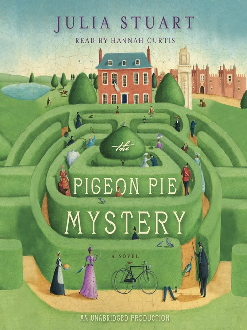Title details for The Pigeon Pie Mystery by Julia Stuart - Available