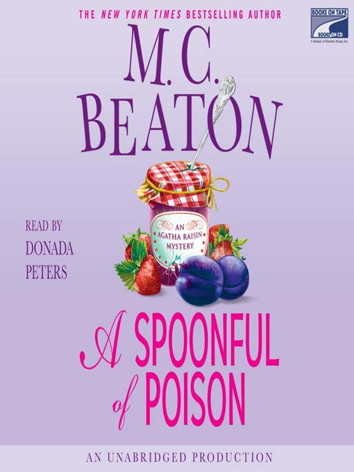 Title details for A Spoonful of Poison by M.C. Beaton - Wait list
