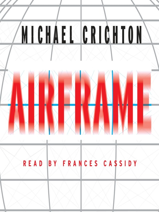 Title details for Airframe by Michael Crichton - Wait list