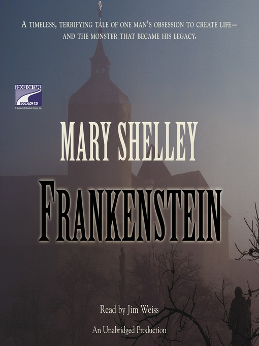 Title details for Frankenstein by Mary Shelley - Available