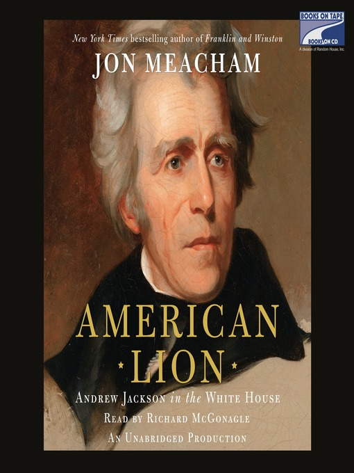 Title details for American Lion by Jon Meacham - Available