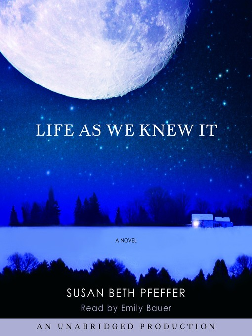 Title details for Life As We Knew It by Susan Beth Pfeffer - Wait list
