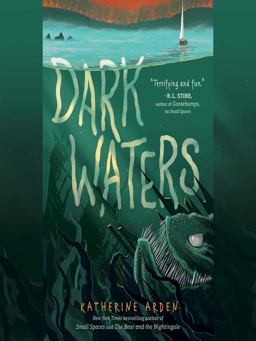 Title details for Dark Waters by Katherine Arden - Wait list