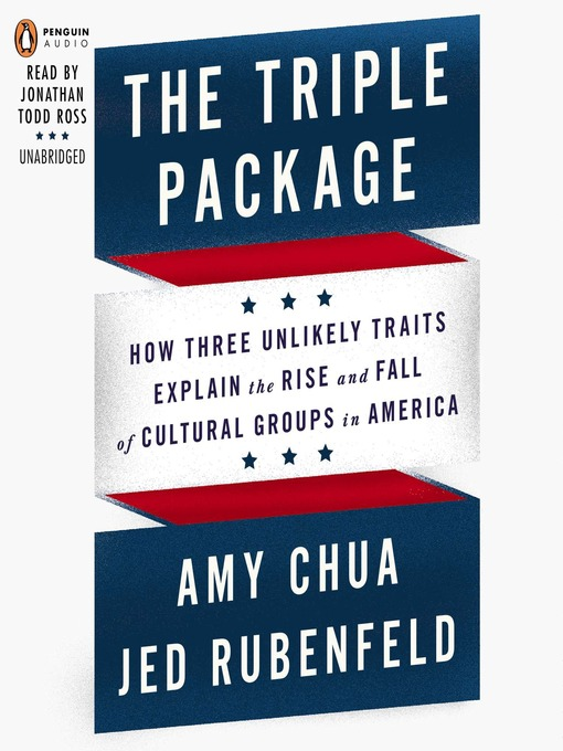 Cover of The Triple Package