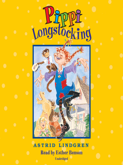 Title details for Pippi Longstocking by Astrid Lindgren - Wait list