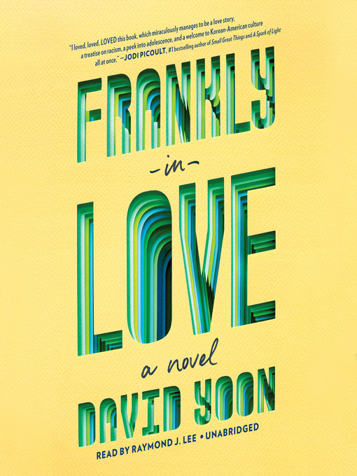 Cover image for book: Frankly in Love