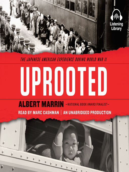 Title details for Uprooted by Albert Marrin - Wait list