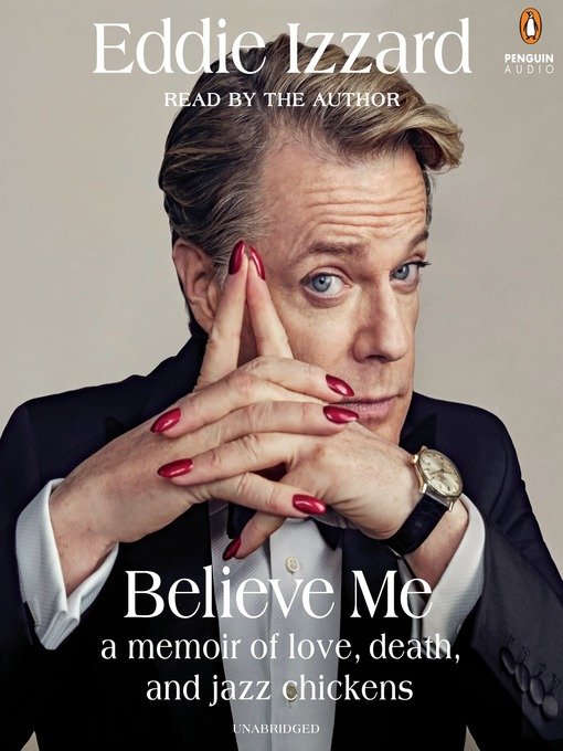Cover image for Believe Me