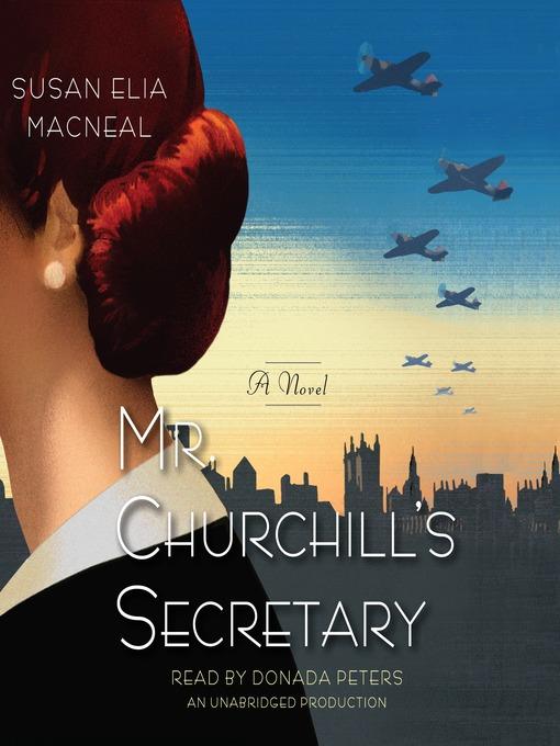Cover image for Mr. Churchill's Secretary