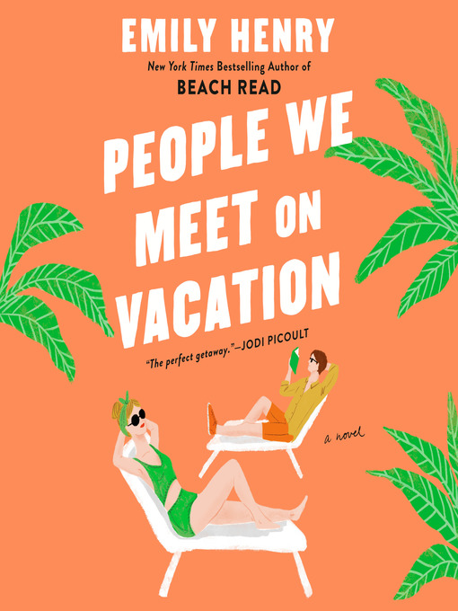 People We Meet on Vacation Cover Art