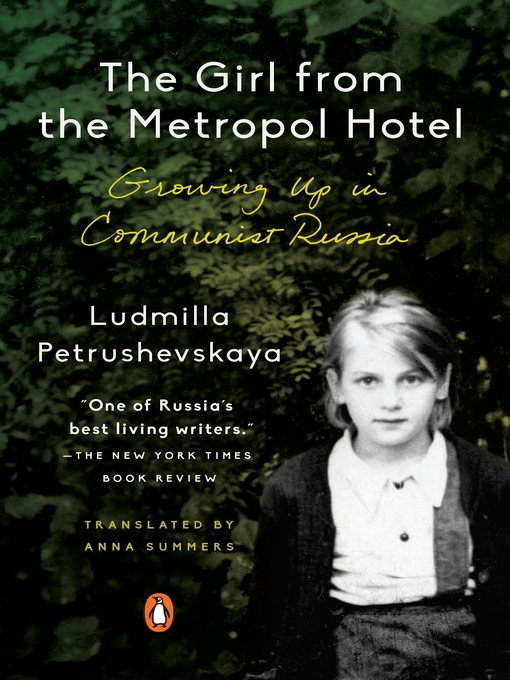 Title details for The Girl from the Metropol Hotel by Ludmilla Petrushevskaya - Wait list