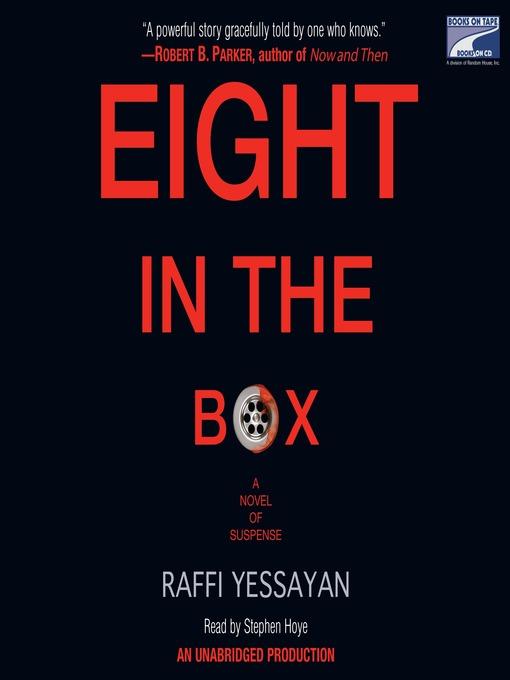 raffi yessayan books