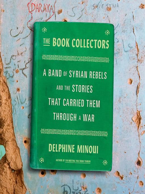 Title details for The Book Collectors by Delphine Minoui - Wait list